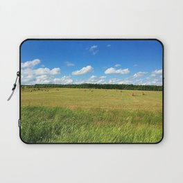 Summer field #society6 #buyart #buy #decor Laptop Sleeve