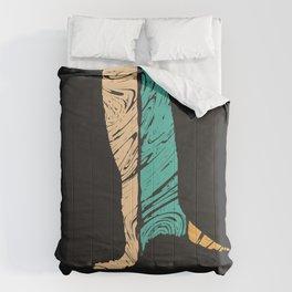 Penguin Color Comforters