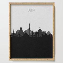 City Skylines: Delhi Serving Tray