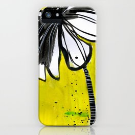 In Your Face iPhone Case