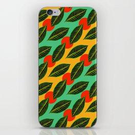 tuttifrutti iPhone Skin