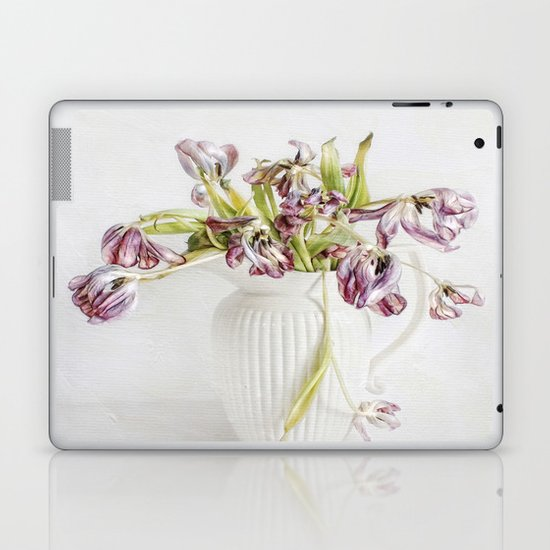 the beauty of age Laptop & iPad Skin