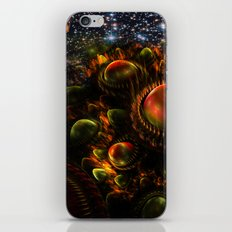 Starship Arriving iPhone & iPod Skin
