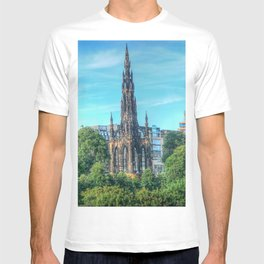 Scott Monument T-shirt