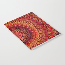 Mandala 261 Notebook