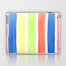 Summer stripes Laptop & iPad Skin