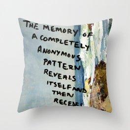 Composition 495 Throw Pillow