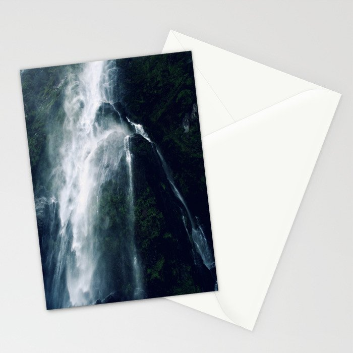 Bowen Falls (3) Stationery Cards