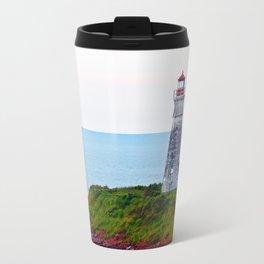 Lighthouse Cape Jourimain N-B Travel Mug