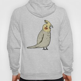 Happy Cockatiel Hoody