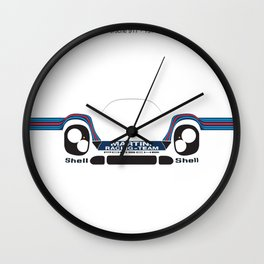 Minimal 917 1971 Le Mans Wall Clock