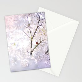 Water-colour Spring #2 Stationery Cards