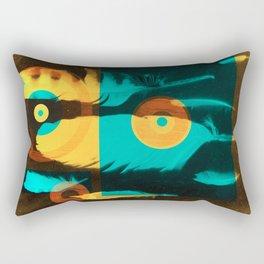 Feathers 1... Rectangular Pillow
