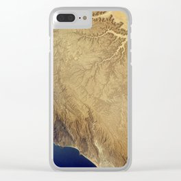 Aden Protectorate Clear iPhone Case