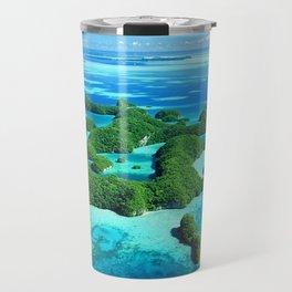 Palau Island Paradise Travel Mug
