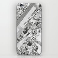 techno iPhone & iPod Skins featuring Techno Morning. by RJ Creative
