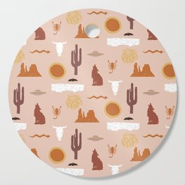 Death Valley Days 1 Cutting Board