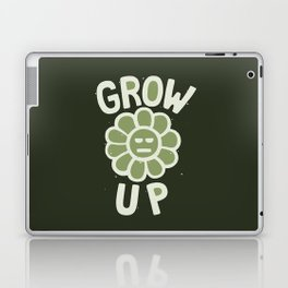 GROW THE F UP Laptop & iPad Skin