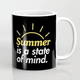 Summer is a State of Mind Coffee Mug