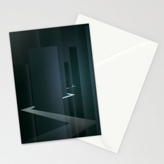 Smooth Minimal - Silver Surfer Stationery Cards