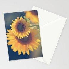 Sunflower 02 Stationery Cards
