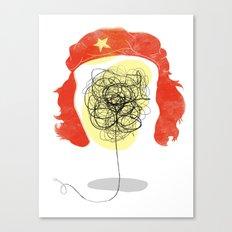 Doodle Revolution! Canvas Print
