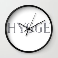 HYGGE Wall Clock