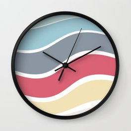 colorwave Wall Clock