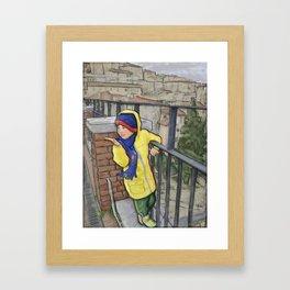 Bright Spot Framed Art Print