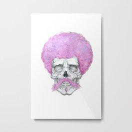Succotash Metal Print
