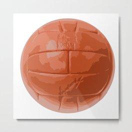 World Cup Soccer Ball - 1966 Metal Print