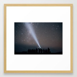 APOLLO10 Framed Art Print