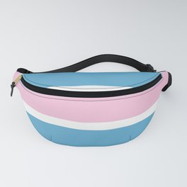 Transexual Pride Fanny Pack