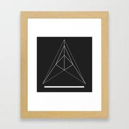 Acidulant Logo Framed Art Print