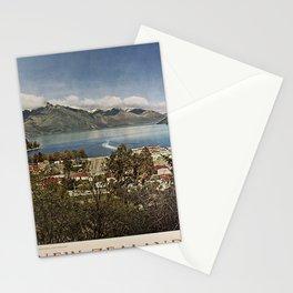 retro New Zealand Stationery Cards