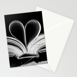 The Heart that Bends doesn't break. Stationery Cards