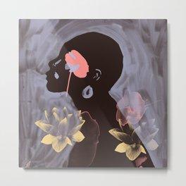 Lotus Dreamer 3 Metal Print