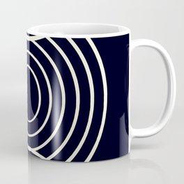 Life Balance Black Coffee Mug