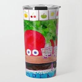 Bubble tea (Mermay 2019) Travel Mug