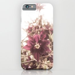 Bloom Against The Sky iPhone Case