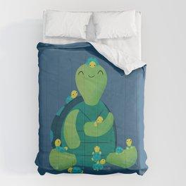 Turtle Mama Comforters