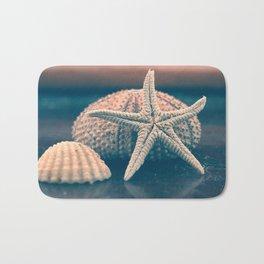 seashells 4 Bath Mat