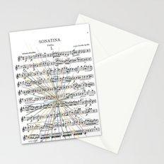 Sonatina Stationery Cards