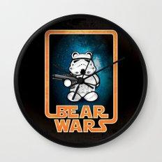 Bear Wars - Bear Trooper Wall Clock