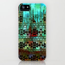 Southwest Icicles iPhone Case