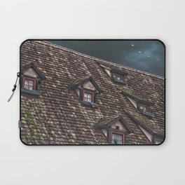 Roof of the Hotel oblique house Ulm Laptop Sleeve