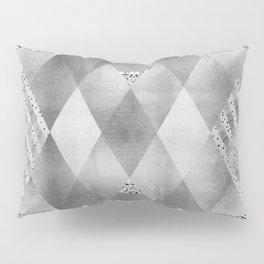 ETHNO Elegance in silver Pillow Sham