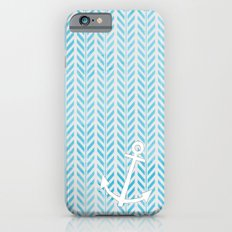 Anchor in Blue Slim Case iPhone 6s