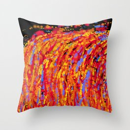 like falling water Throw Pillow