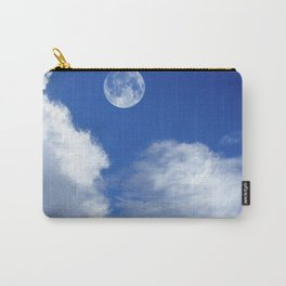 BLUE SKYS OF CALIFORNIA AND THE REST OF THE WORLD Carry-All Pouch